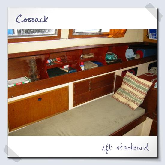 Aft Starboard