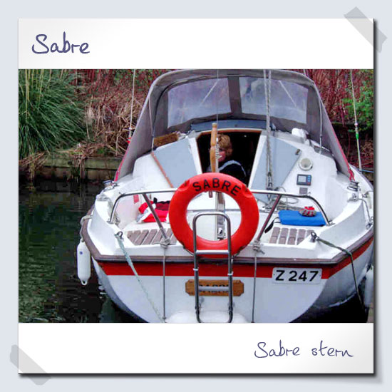 Sabre Stern