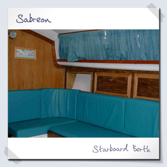 Starboard Berth