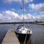 Back afloat after refit