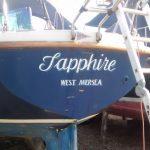 Sapphire, Sabre 27 transom