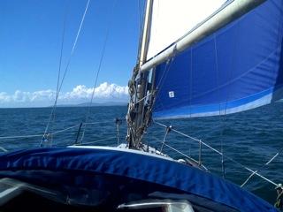 Northern irish Sea, July 2014
