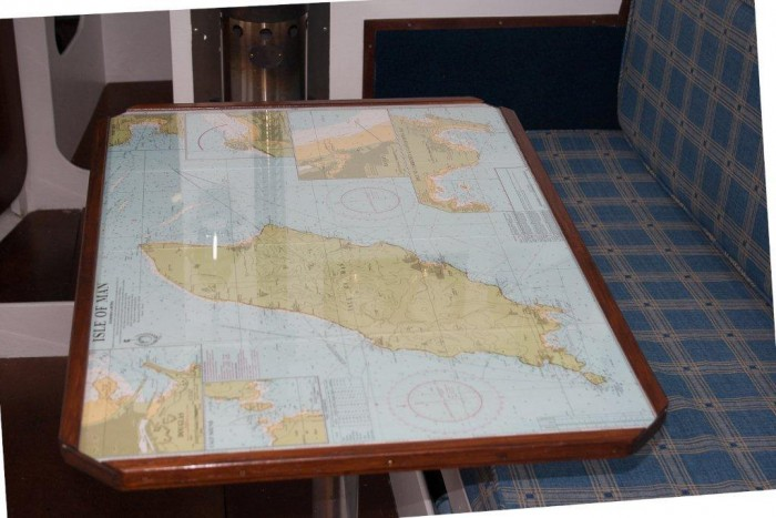Isle of Man Table – Chart