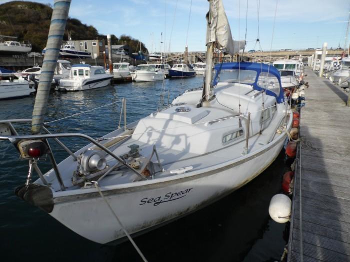 Sea Spear, Sabre 27