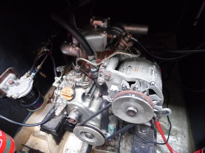 Engine – Yanmar 1GM10