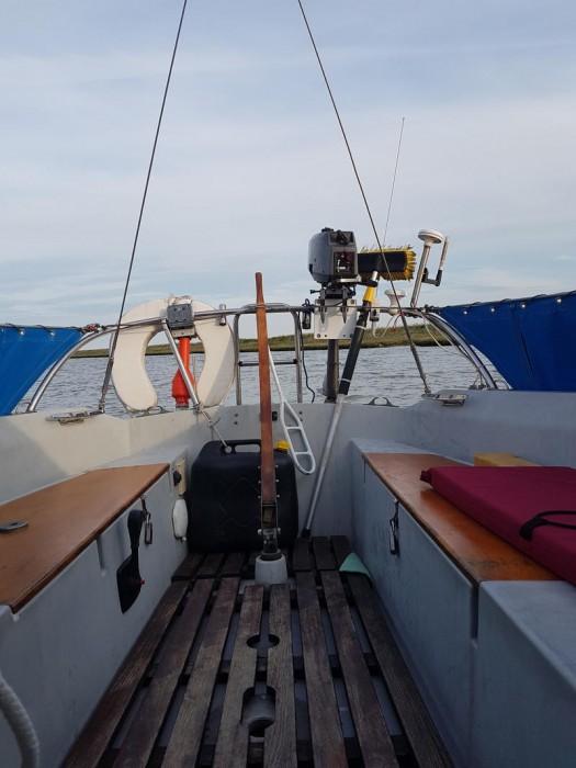 Abijak cockpit