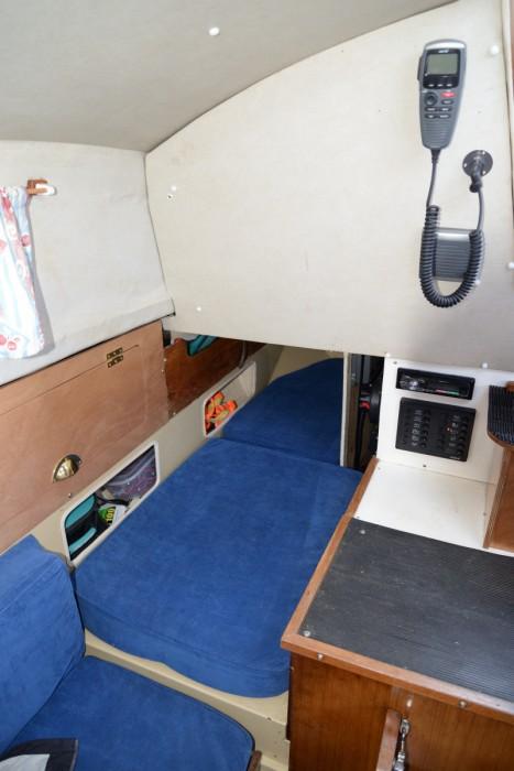 Scarab – Sabre 27 quarter berth, starboard