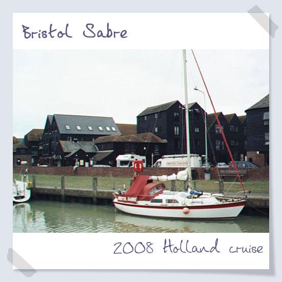 2008 Holland cruise