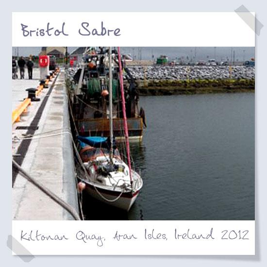 Kiltonan Quay, Aran Isles, Ireland 2012