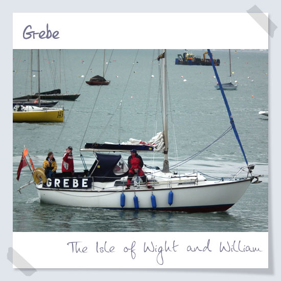 Isle of Wight and William