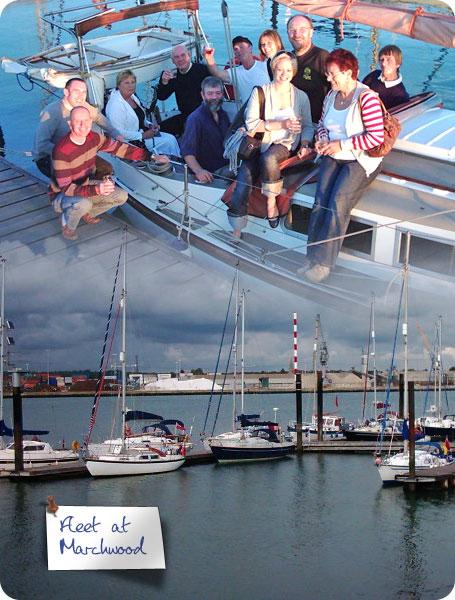 Marchwood Yacht Club