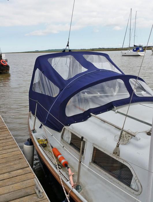 Cockpit Tent