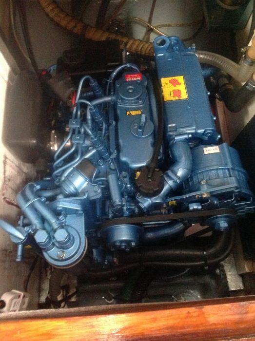 Blue Oyster Engine