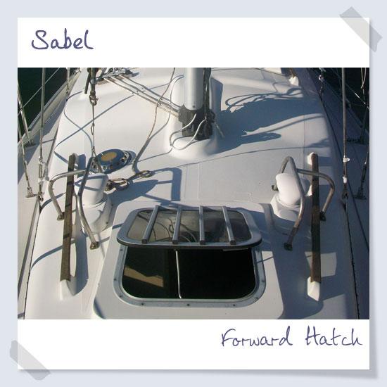 Forward hatch