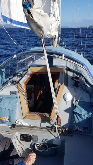 Sabre 27 Wildcat Cockpit