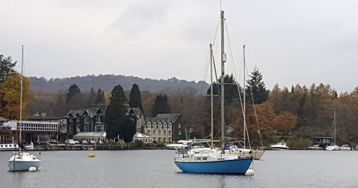 At Fell Foot, Windermere