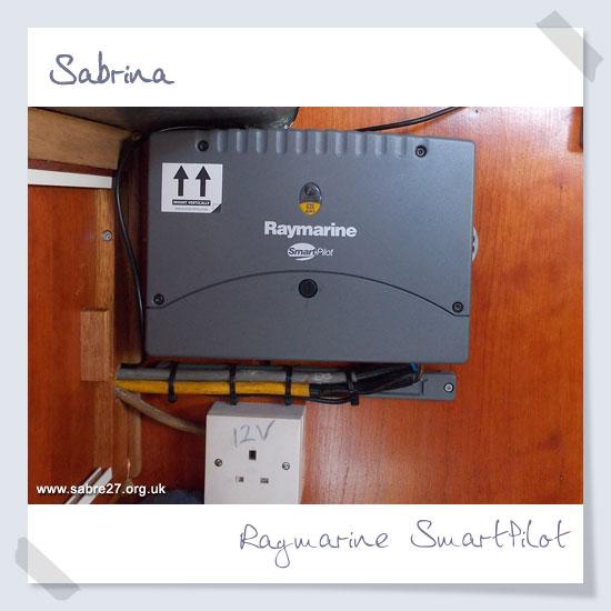 Raymarine Smartpilot