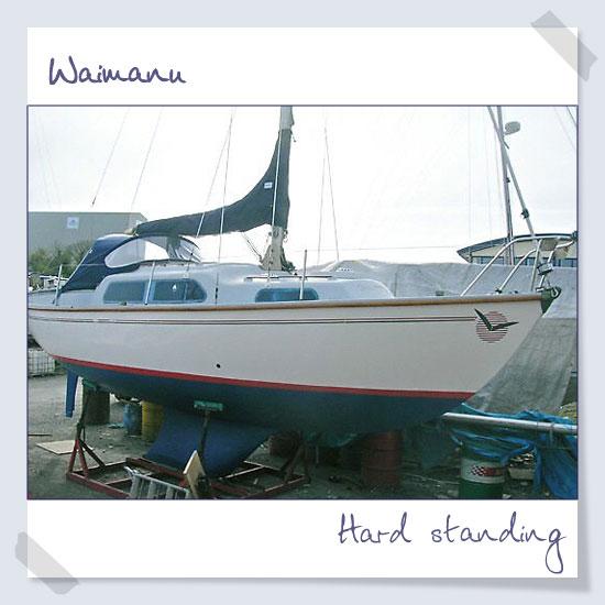 Hard standing